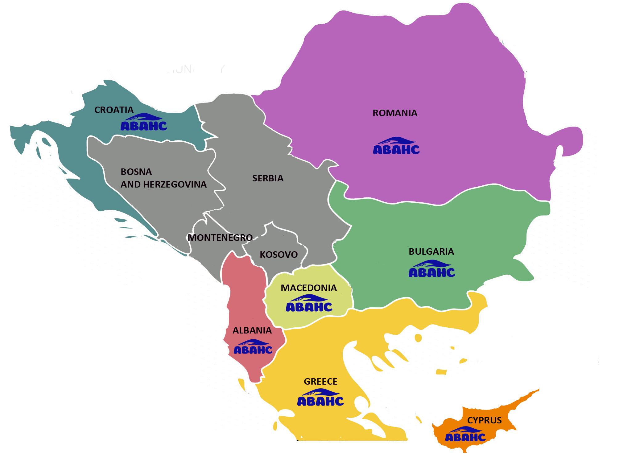 Balkans Map Av EN